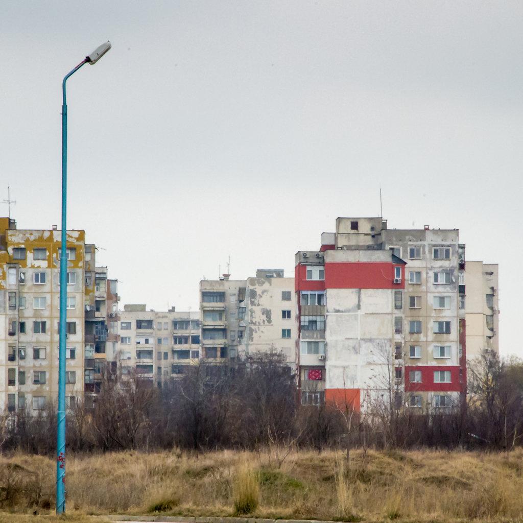 Sofia suburbs, Bulgaria