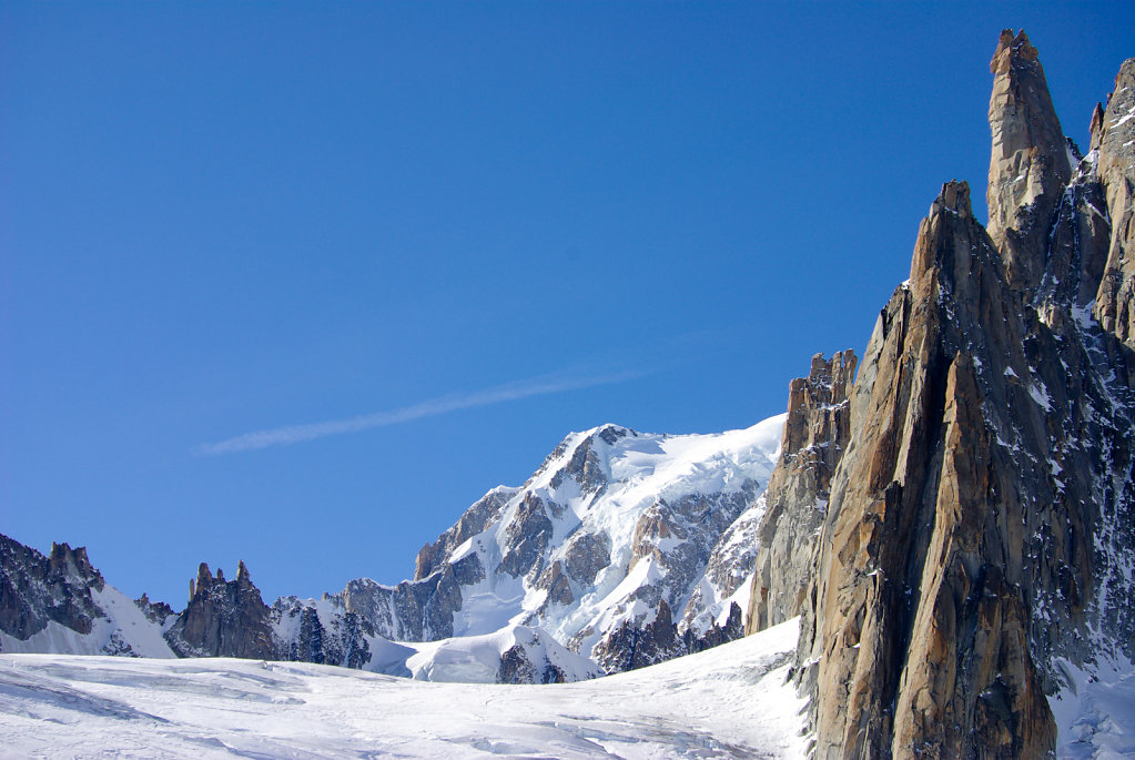 Grand Capucin, Chamonix, France