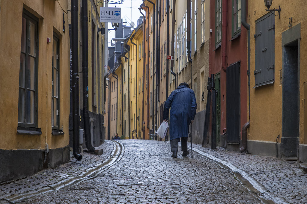 Prästgatan - Old town