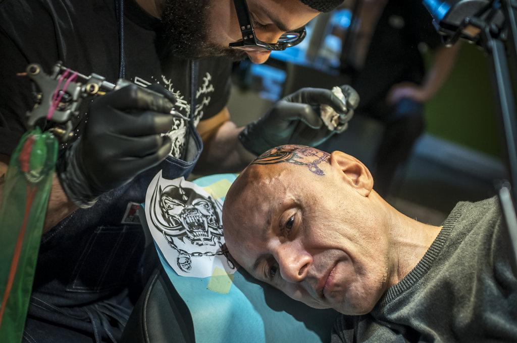 Motörhead tatoo