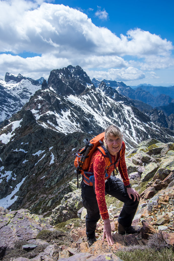 Ascending A Muvrella (2 184 m)