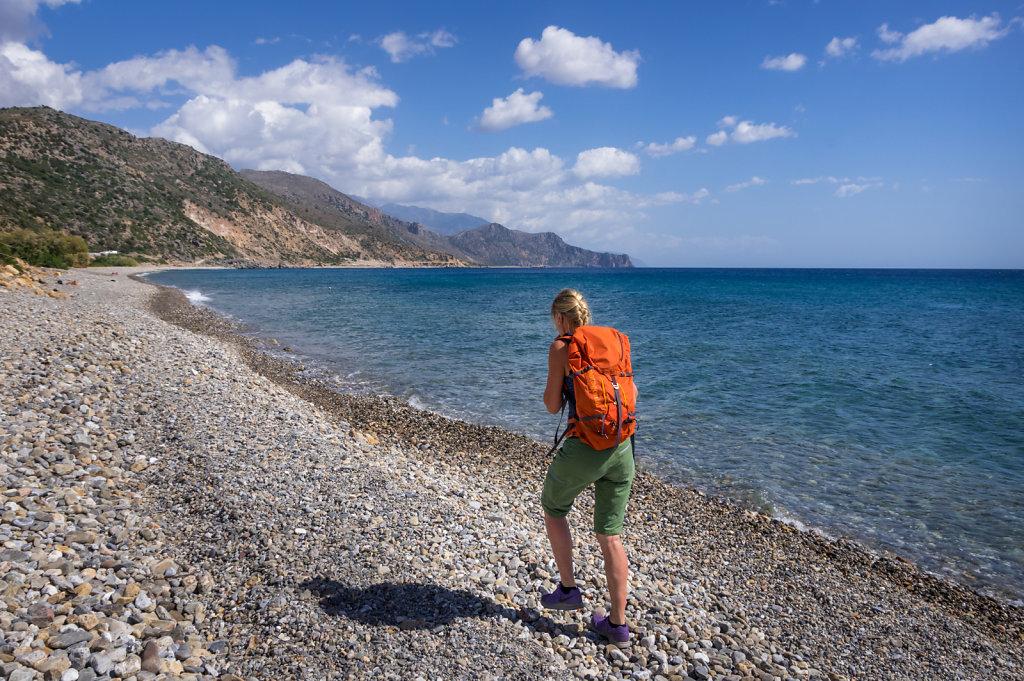 2015 Crete hiking