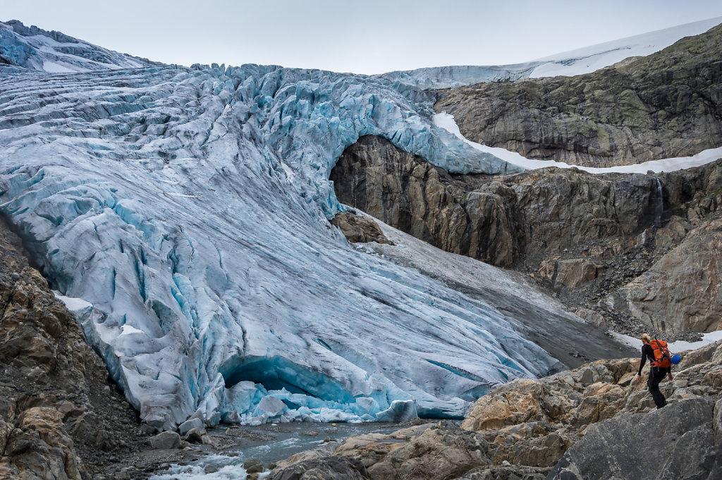 2016 Glacier Buerbrea (Norway)
