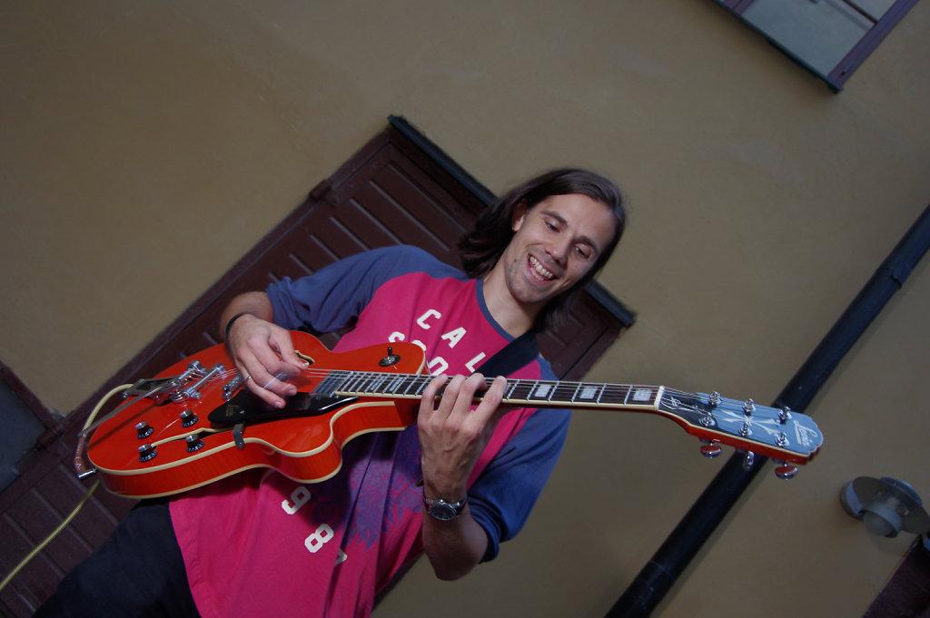 Gitarrhjälte (Guitar hero)