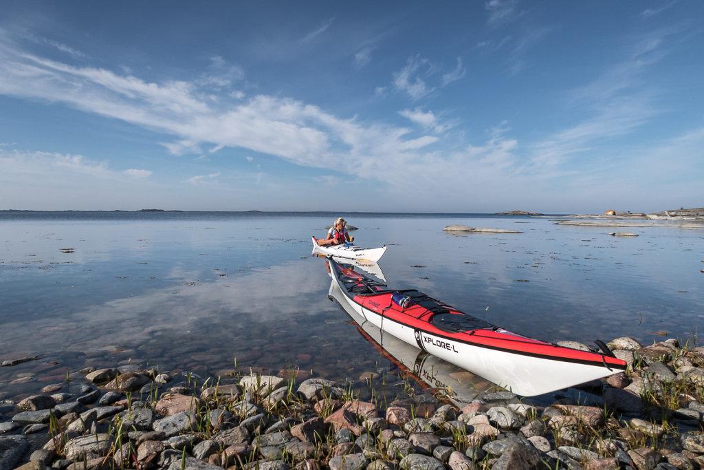 2018 Kayak to Norrpada archipelago