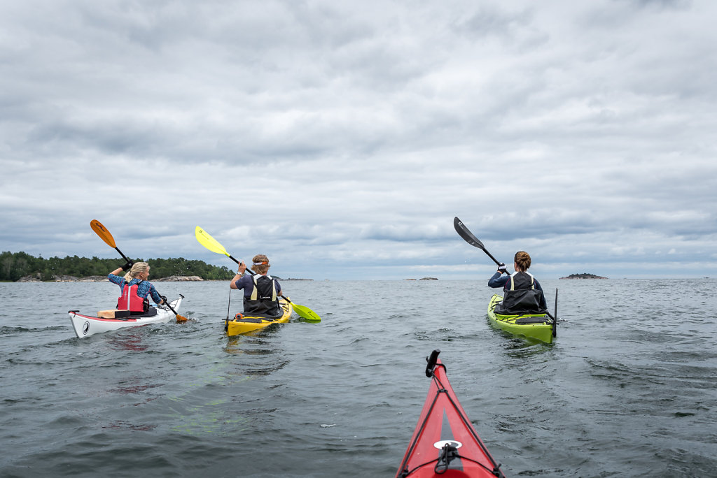 2019 Kayak to Harstena